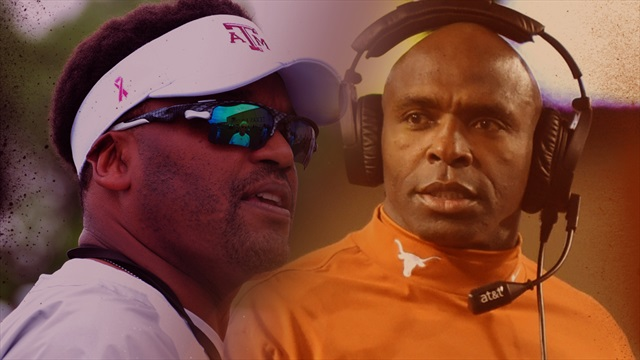 Sumlin, Strong both want A&M-Texas game back