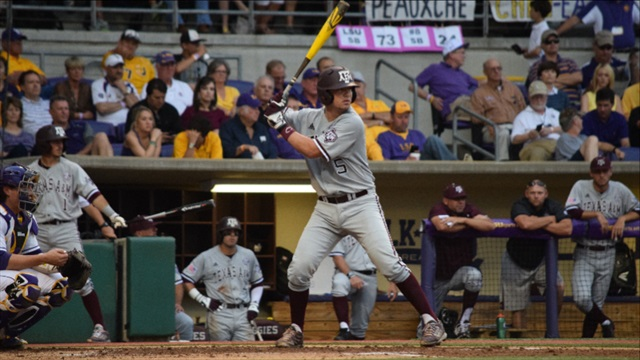 Heartbreak in Baton Rouge: A&M falls to LSU in walkoff fashion, 4-3