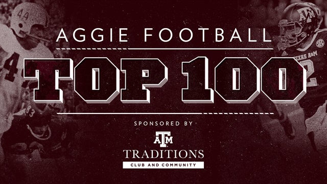 Aggie Football Top 100: Nos. 70-61
