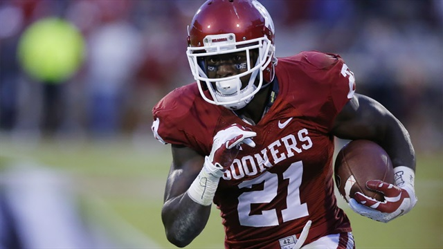 Keith Ford to transfer to Texas A&M from Oklahoma