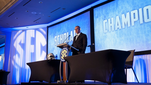 End of an Era? Re-assessing the state of SEC dominance
