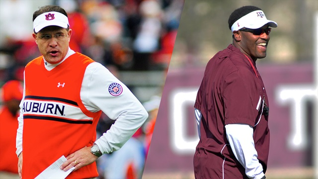 Great Expectations: The curious case of A&M and Auburn