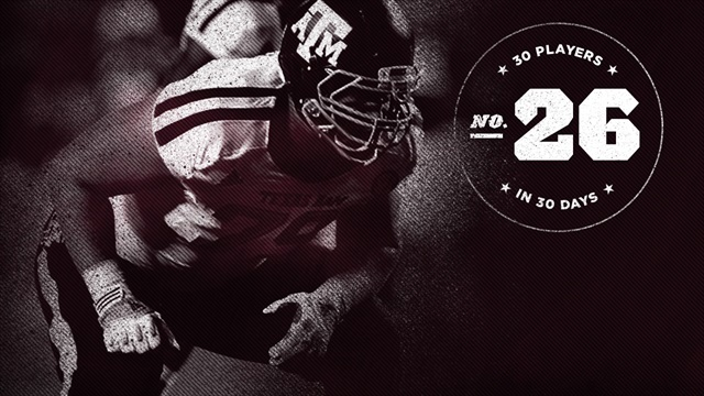 30 Players in 30 Days: #26 - Joseph Cheek