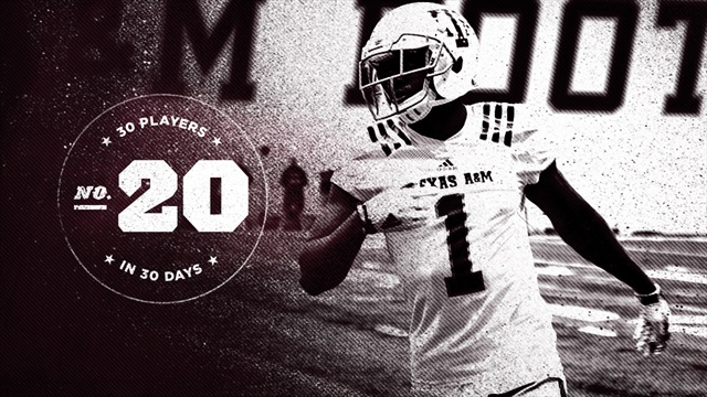 30 Players in 30 Days: #20 - Brandon Williams